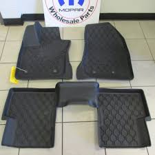mopar jeep logo amazon com jeep renegade front u0026 rear jeep logo slush mats new