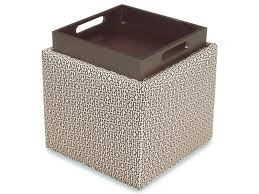 Rowe Ottoman Rowe Chairs And Accents F50 000 Nelson Cube Ottoman With Storage
