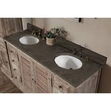 Double Bathroom Vanity by Gray Bathroom Vanities You U0027ll Love Wayfair