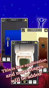New Room Escape Games - 100 toilets 2 room escape game android apps on google play