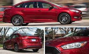 ford focus se 2014 review 2015 ford focus se 1 0l ecoboost sedan test review car and driver