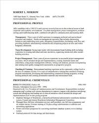 Combined Resume Proper Format Of A Resume Noc Resume Sample 100 Samples Cover