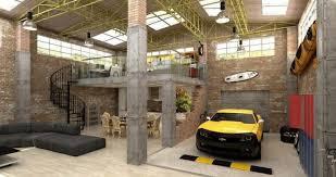 20 industrial garage designs to get inspired garage design