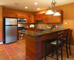 floor and decor granite countertops kitchen countertop options brown wooden laminated floor decorate