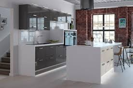 rajeunir une cuisine awesome facade cuisine bleu contemporary design trends 2017