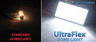 ultraflex led dome lights plasmaglow