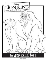 lion king printable activities coloring sheets hacked bu