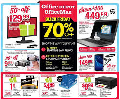 black friday store ads 2017 office depot and officemax black friday 2017 ad deals u0026 sales