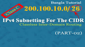 subnetting tutorial ccna subnetting made easy in bangla part 02 ip address subnetting