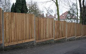 Types Of Garden Fences - walls fencing u0026 railings insideout gardening services