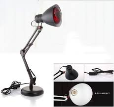 china desktop far infrared heating lamp physiotherapy equipment