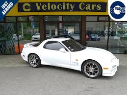 lexus vancouver sale 1994 mazda rx 7 41k u0027s manual twin turbo for sale in vancouver bc