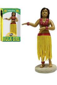 novelty hula car dashboard ornament homewares direct