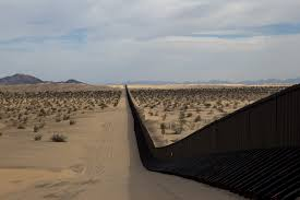 The Border Commuters The Outline by On The Border Waiting For The Big Beautiful Wall