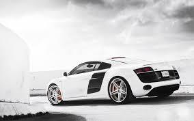 Audi R8 White - white cars audi vehicles wheels audi r8 bags sports cars luxury
