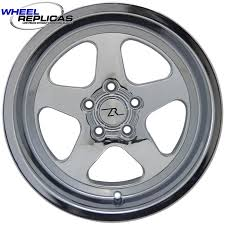 17x10 mustang wheels 17x10 chrome mustang sc style wheels from wheel replicas 94 04