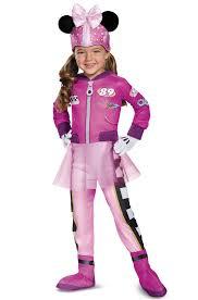 Lighting Mcqueen Halloween Costume by Minnie Roadster Deluxe Toddler Costume Purecostumes Com