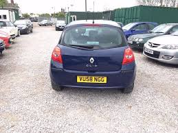 renault clio 1 5 dci expression hatchback 5dr diesel manual 2