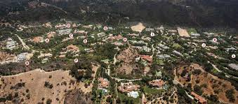 Hillary Clinton Homes by Inside North Beverly Park Beverly Hills U0027 Mansion Packed