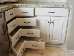 Kitchen Cabinet Corner Solutions 9 Best Corner Cabinet Solutions Images On Pinterest Corner