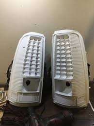 2006 gmc sierra tail lights pre built tail lights midsouthled
