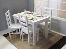 Cheap White Kitchen Chairs by Wood Vinyl Cross Brown Upholstered White Kitchen Table And Chairs