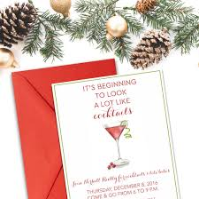 christmas martini custom holiday card round up 2016 u2014 nine0nine creative