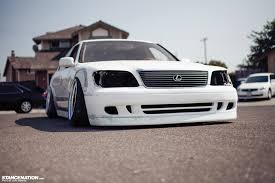 lowered lexus is300 stancenation com elvis skender u0027s lexus ls400 stancenation