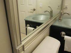 Bathroom Mirror Trim by Ornate Gold Framed Mirror Framed Mirrors Pinterest