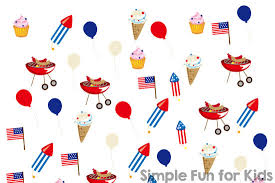 4th of july i spy printable simple fun for kids