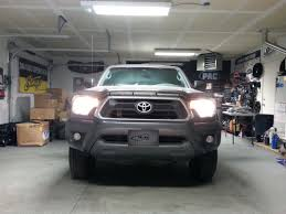 toyota tacoma blacked out boise car audio stereo installation diesel and gas performance