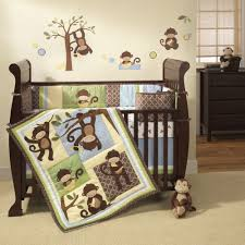 Star Nursery Bedding Sets by Geenny Boutique Monkey 13 Piece Crib Bedding Set Bedding Queen