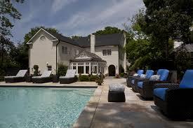 stunning backyard and pool addition in alexandria virginia bowa