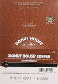 light roast k cups donut house light roast k cup coffee 96 count amazon com grocery