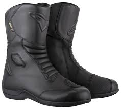 best motorcycle racing boots alpinestars web gore tex boots revzilla