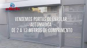 Conhecido Portas de enrolar automaticas - Belém/PA e região - YouTube @EG62