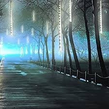 70 led icicle lights 7 5 white wire outdoor