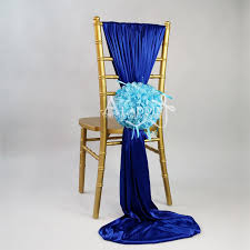 Chair Sashes For Sale Flower Chair Sash Flower Chair Sash Suppliers And Manufacturers