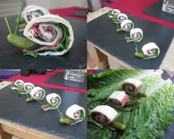 halloween party food super cool snail sandwiches garden bugs
