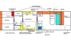 school bus floor plan decor bold free school bus floor plan
