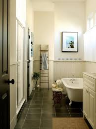 11 best ideas for guest bathroom w black slate floor images on