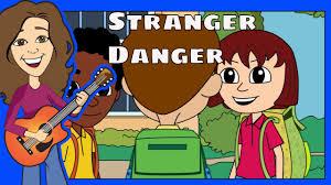 stranger danger u0026 awareness for kids children nursery rhymes