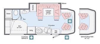 winnebago rialta rv floor plans uncategorized minnie winnie floor plan unbelievable inside