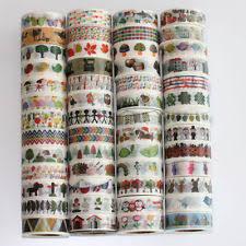 Decorative Scotch Tape Decorative Sticky Tape Ebay