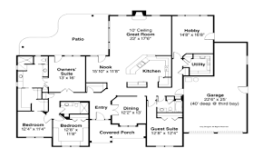 3000 sq ft one story house plans luxihome beautiful ranch