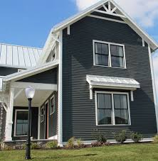 Farm Ideas Exterior Farmhouse With Window Window Post And Rail Fence - best 25 grey siding house ideas on pinterest gray exterior