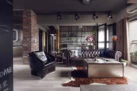 industrial interior homes shoise com