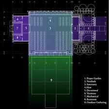 Covington Floor Plan by Saint Scholastica Academy Chapel