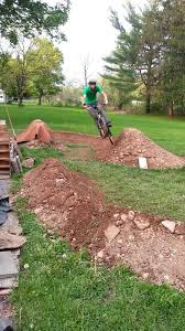 Backyard Bmx Dirt Jumps For Those People Who Like It Dirty Aka Trail Thread Bmxmuseum