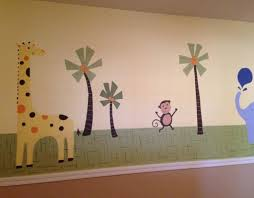 hand painted wall murals kids murals by dana scottsdale vintage plane mural part